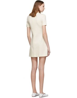 photo Off-White Pin Dress by Rudi Gernreich - Image 3