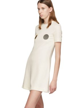 photo Off-White Pin Dress by Rudi Gernreich - Image 4
