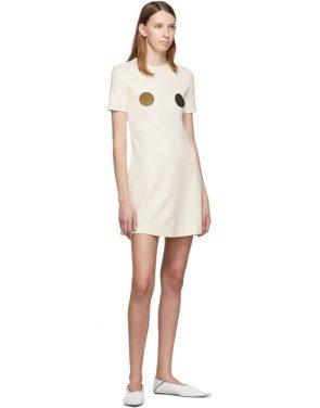 photo Off-White Pin Dress by Rudi Gernreich - Image 5