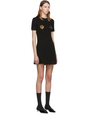 photo Black Pin Dress by Rudi Gernreich - Image 2