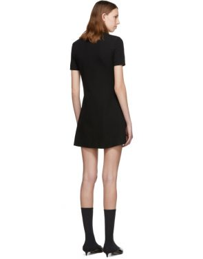 photo Black Pin Dress by Rudi Gernreich - Image 3