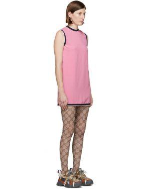 photo Pink Tunic Dress by Gucci - Image 2