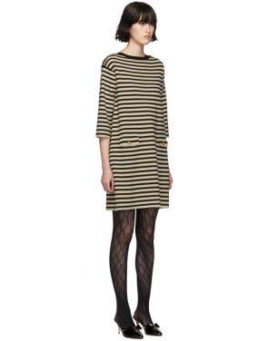 photo Beige Cote DAzur Minidress by Gucci - Image 2