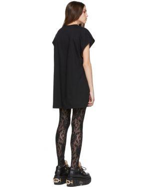 photo Black Sequin Homme Pour Femme T-Shirt by Gucci - Image 3