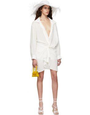 photo Off-White La Robe Alassio Dress by Jacquemus - Image 5