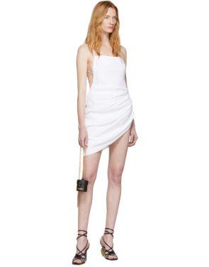 photo White La Robe Saudade Dress by Jacquemus - Image 5