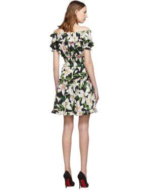 photo Black Lilium Dress by Dolce and Gabbana - Image 3