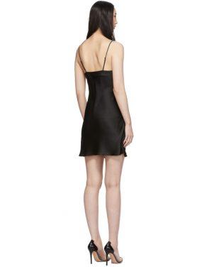 photo Black Dream Short Dress by Simone Perele - Image 3