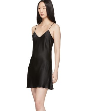 photo Black Dream Short Dress by Simone Perele - Image 4