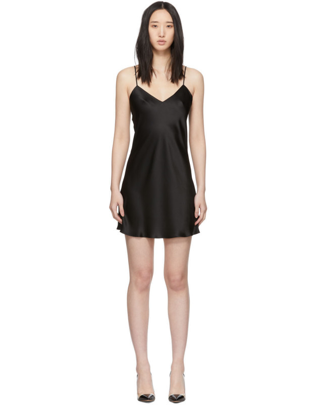 photo Black Dream Short Dress by Simone Perele - Image 1