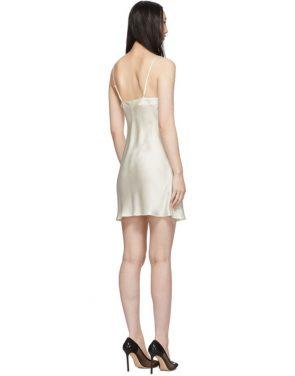 photo Off-White Dream Short Dress by Simone Perele - Image 3