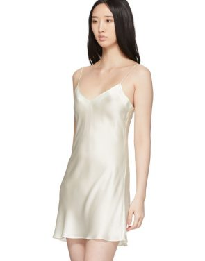 photo Off-White Dream Short Dress by Simone Perele - Image 4