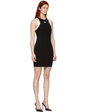 photo Black Foundation Bodycon Dress by alexanderwang.t - Image 2
