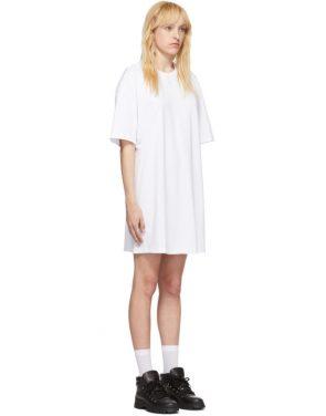 photo White Elastic Back Dress by Opening Ceremony - Image 2