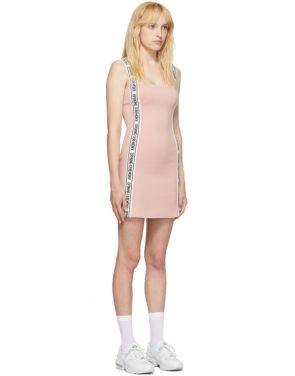photo Pink Logo Mini Dress by Opening Ceremony - Image 2