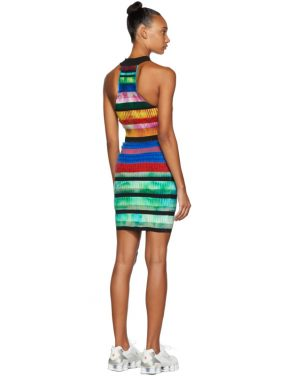 photo Multicolor Halter Dress by AGR - Image 3