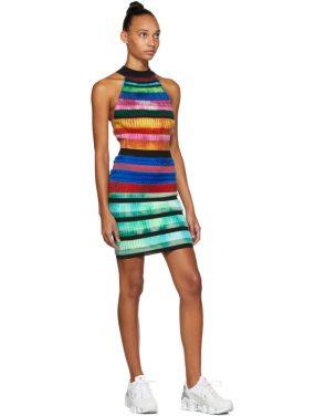 photo Multicolor Halter Dress by AGR - Image 5