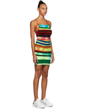 photo Multicolor Strap Dress by AGR - Image 2