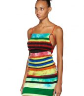 photo Multicolor Strap Dress by AGR - Image 4