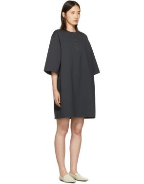 photo Grey Latif Dress by The Row - Image 2