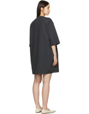 photo Grey Latif Dress by The Row - Image 3