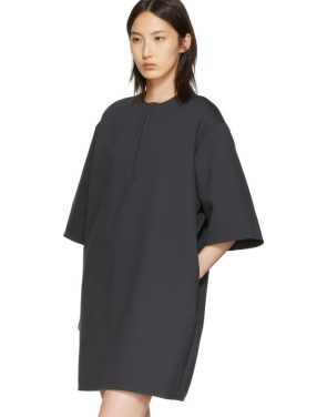 photo Grey Latif Dress by The Row - Image 4