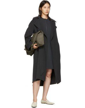 photo Grey Latif Dress by The Row - Image 5