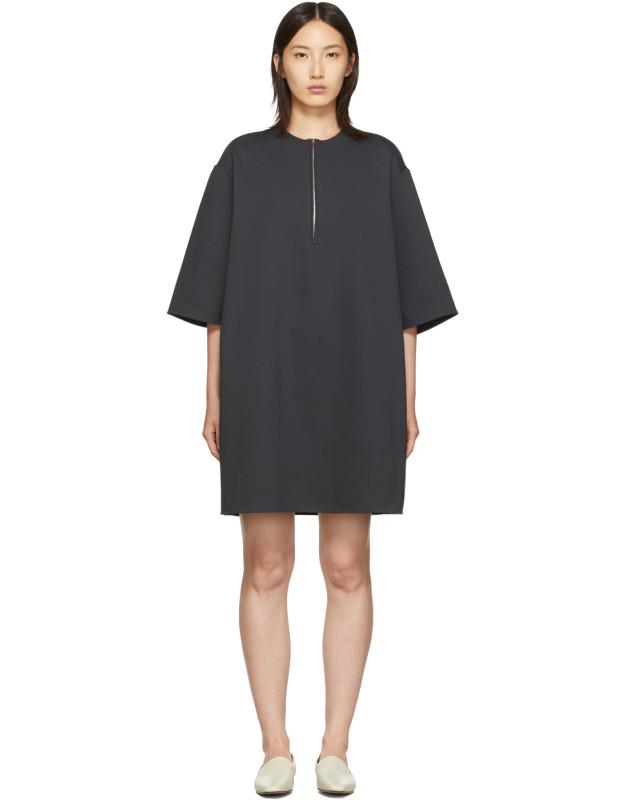 photo Grey Latif Dress by The Row - Image 1