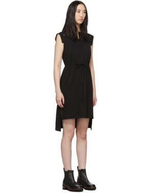photo Black Embellished T-Shirt Dress by See by Chloe - Image 2