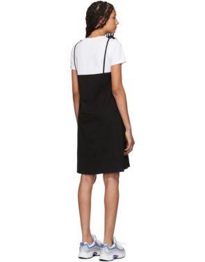 photo Black T-Shirt Mini Dress by Kenzo - Image 3