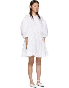 photo White Smock Dress by Simone Rocha - Image 2