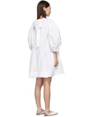 photo White Smock Dress by Simone Rocha - Image 3