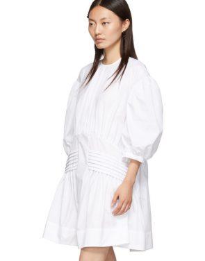 photo White Smock Dress by Simone Rocha - Image 4