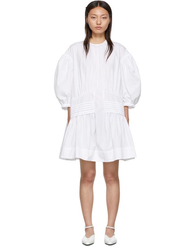 photo White Smock Dress by Simone Rocha - Image 1