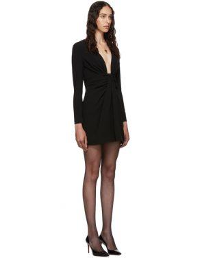 photo Black Elona Dress by Altuzarra - Image 3