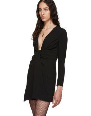 photo Black Elona Dress by Altuzarra - Image 4