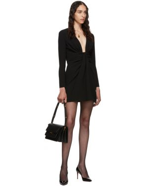 photo Black Elona Dress by Altuzarra - Image 5