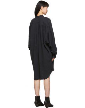 photo Black Jasia Dress by Isabel Marant Etoile - Image 3
