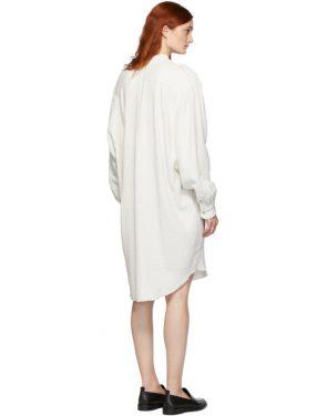 photo White Jasia Dress by Isabel Marant Etoile - Image 3