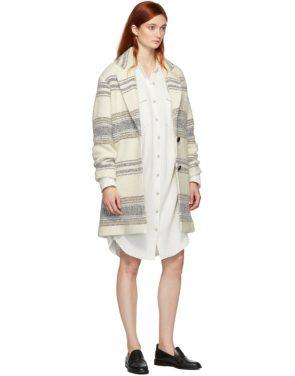 photo White Jasia Dress by Isabel Marant Etoile - Image 5