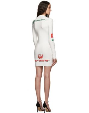 photo White Sporty Dress by Off-White - Image 3