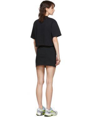 photo Black Happy Birthday T-Shirt Dress Set by VETEMENTS - Image 3