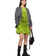 photo Green Denim Tie Dye Dress by Marques Almeida - Image 5