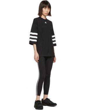 photo Black Sports ID Dress by adidas Originals - Image 5