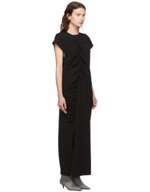 photo Black Calvello Dress by Toteme - Image 2