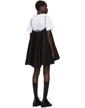 photo Black Strap Dress by Shushu/Tong - Image 3