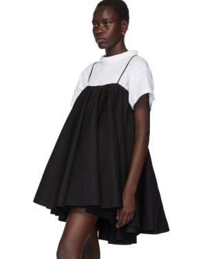 photo Black Strap Dress by Shushu/Tong - Image 4