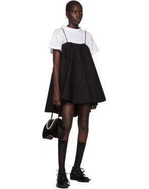 photo Black Strap Dress by Shushu/Tong - Image 5