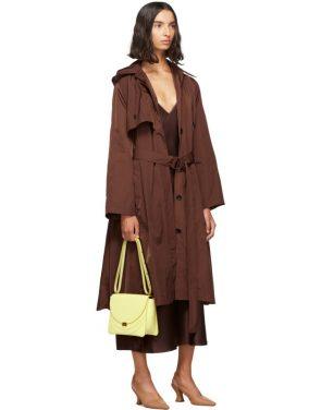photo Burgundy Silk Clea Dress by Joseph - Image 5