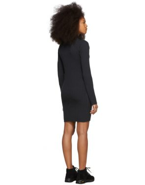 photo Black Rib Dress by Heron Preston - Image 3